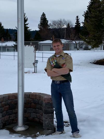 Jacob Huntsman Eagle Scout