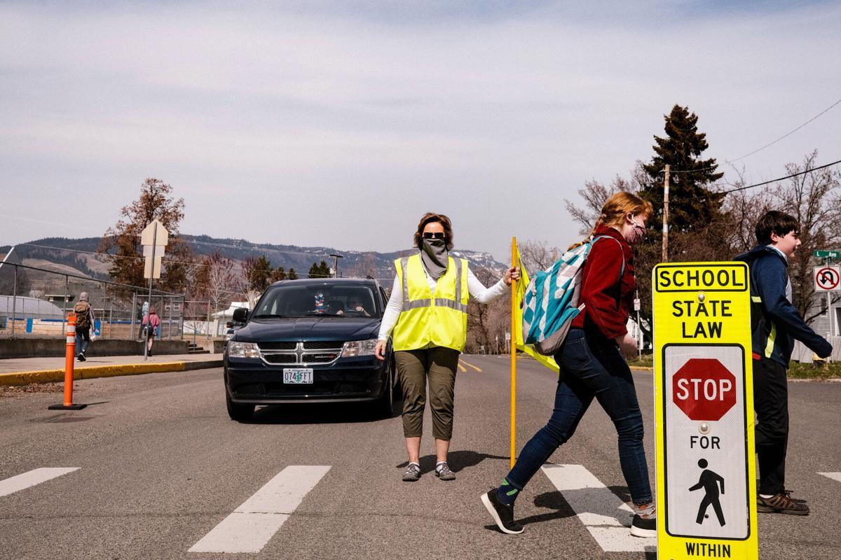 LGMS Crossing Guard