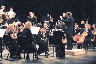 Grande Ronde Symphony Orchestra