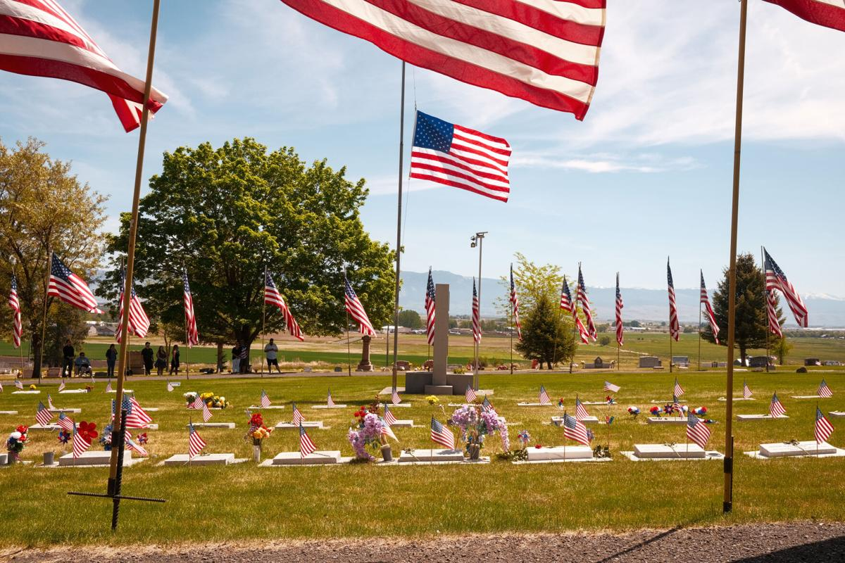 Avenue of Flags 2021 - 1