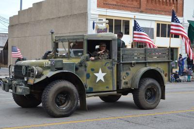 PHOTO GALLERY: Veterans Day Parade