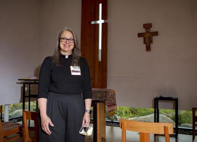 Ann Marie Hardin, hospital chaplain