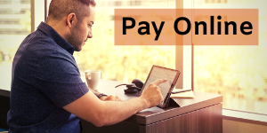 Pay your account online