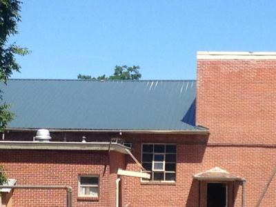 New roof breathes life into Riveria Activity Center
