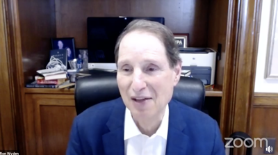 Wyden's virtual Town Hall