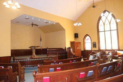 Union United Methodist Church chapel