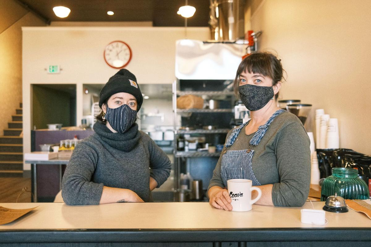 Liberty Theatre Cafe owners