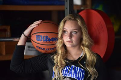 Lauran Rinker of La Grande reflects on a sports season lost to the pandemic
