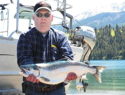 It's official, kokanee is world record