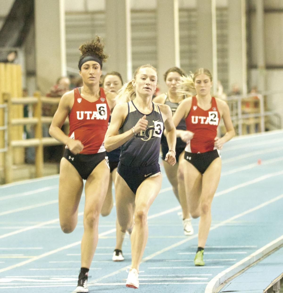 Megan Bolton stands out as record setter for Eastern Oregon University