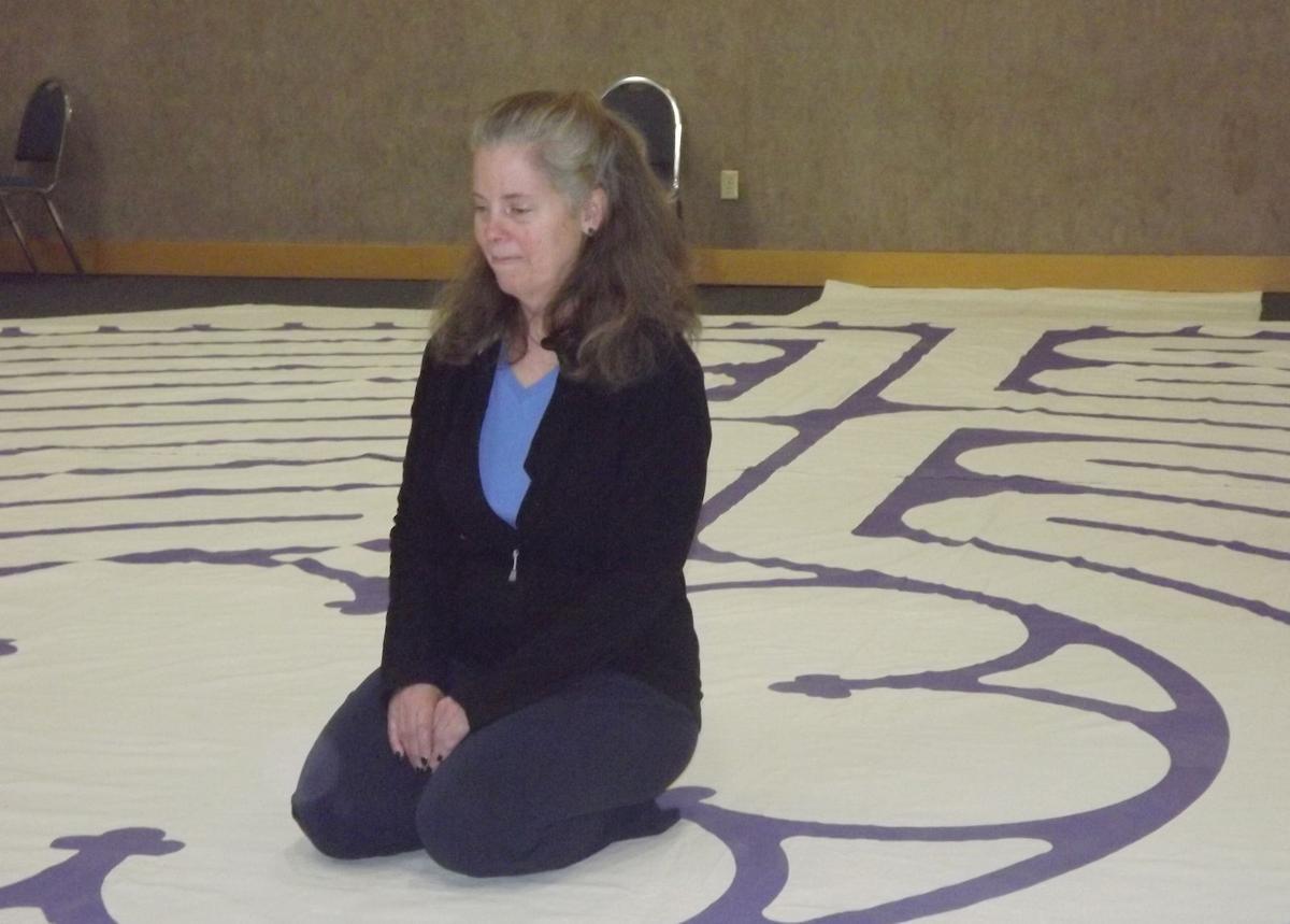 Labyrinth retreat 2