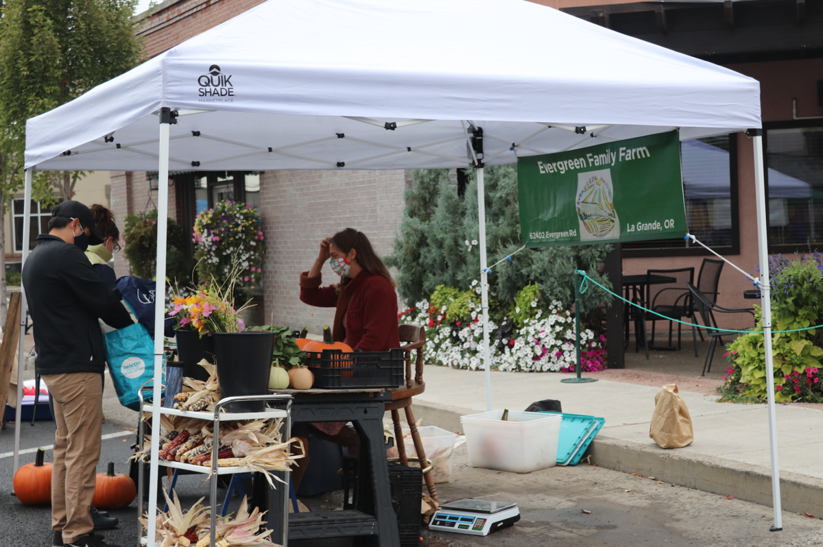 Evergreen Farmers Market