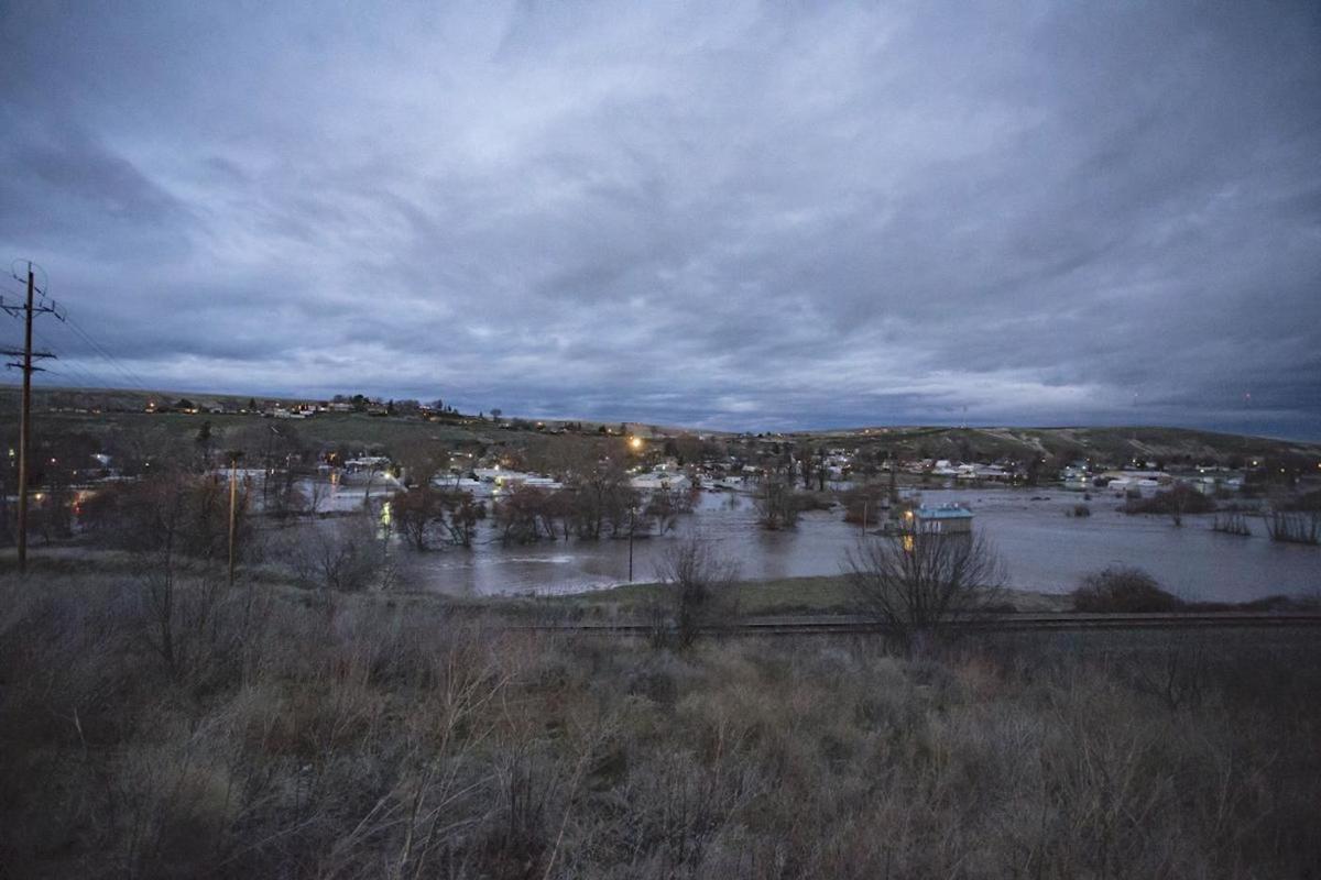 Umatilla County floods 1