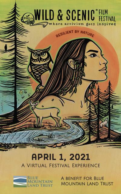 Blue Mountain Land Trust Wild & Scenic film fest 2021