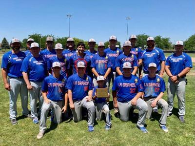 La Grande Legends Legion Baseball team