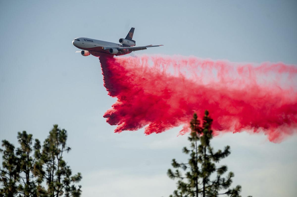 Western Wildfires Jet Fuel Shortage
