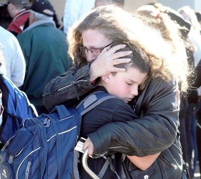New Mexico middle school shooting injures 2