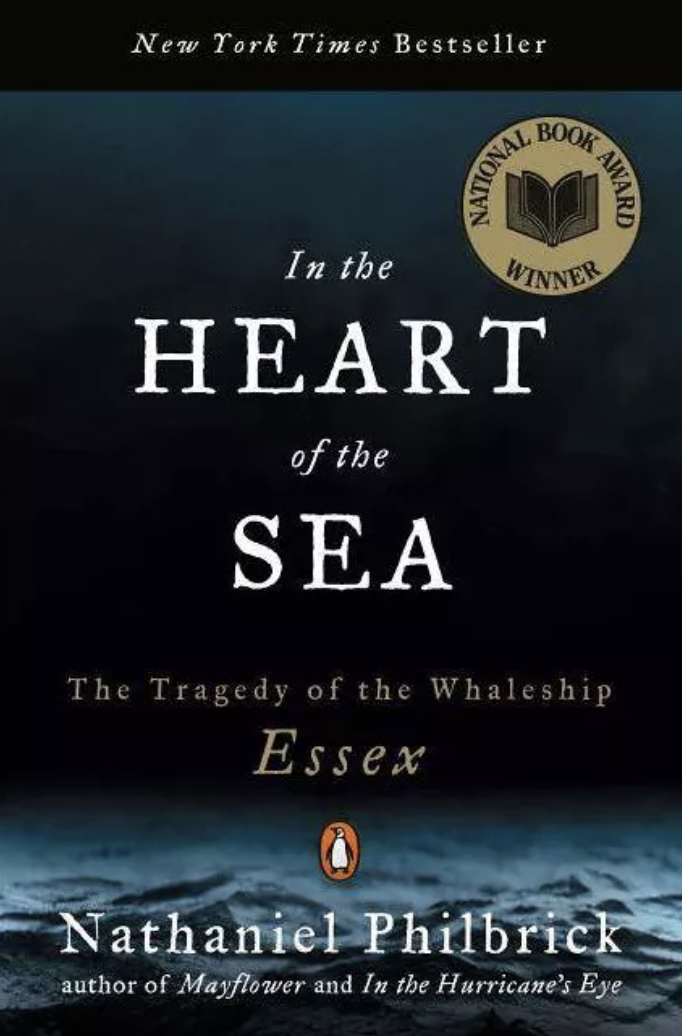 In the Heart of the Sea cover - Big Read 2021