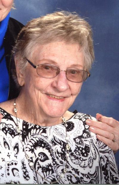 Evelyn Scott Fuller milestone photo