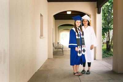 Mother Daughter Graduation