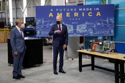 "Biden with William ""Bill"" Ford, Jr., Executive Chairman, Ford .jpg"