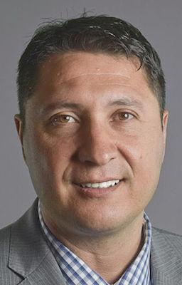 La Grande Superintendent George Mendoza