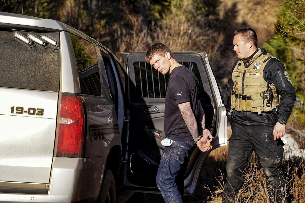 Cody Hamlin Arrest 1
