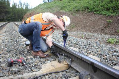 Union Pacific installs sensors for safety