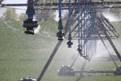 Irrigation season getting started in valley