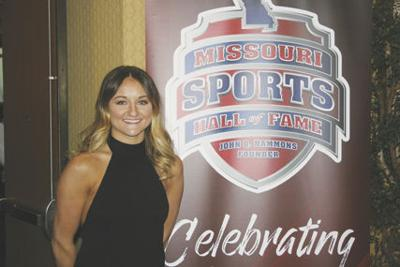Spalding recognized at MO Sports Hall of Fame
