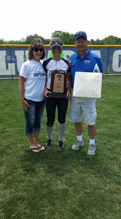 Spalding breaks Columbia College records, heads to Softball