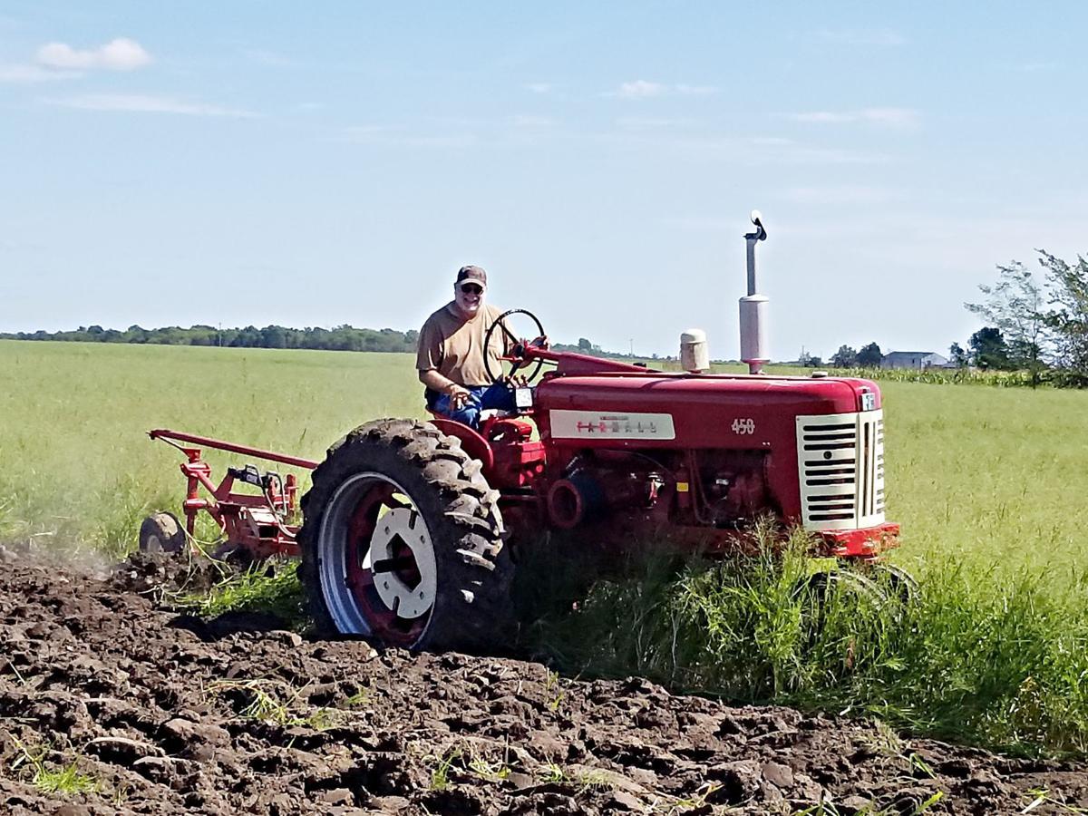 Several locals attend Third Annual Plow Day at Elliott farm