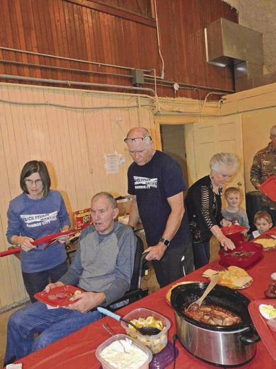 RSB hosts Christmas Luncheon with Parkinson fighters