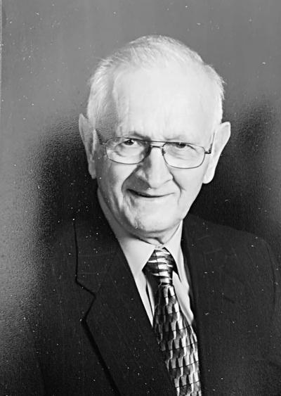 Martin Francis Adam;1929-2019