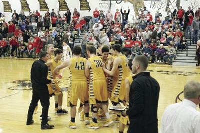 Panthers slash  district title from Clark County in overtime