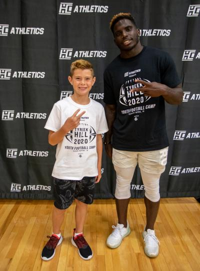 Tyreek Hill Youth Camp
