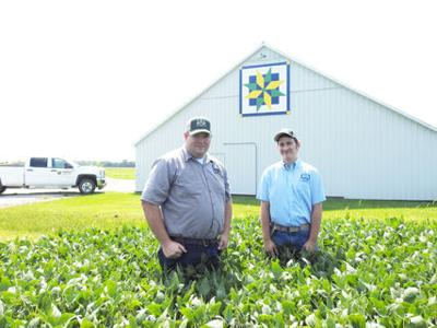 Farmers Elevator & Exchange Co  extends strong roots with