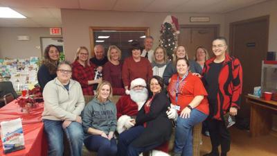 Monroe County Christmas Party