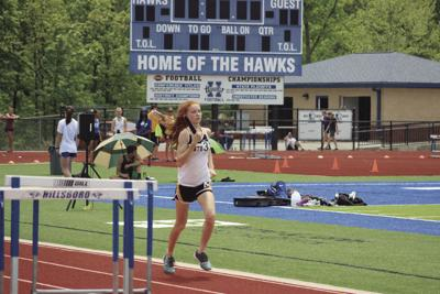 MC Track & Field compete at sectionals; multiple Panthers qualify for state meet