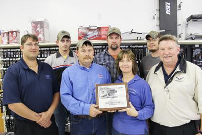 Hometown Auto Receives Prestigous Carquest Award Lakegazette Net