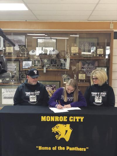 West signs with Truman State University