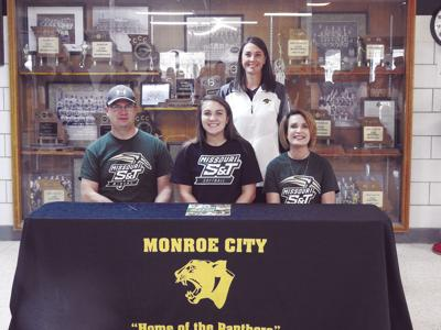 Smith signs with MO S&T; follows in her fathers footsteps