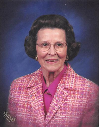 Frances Laverne Bach