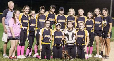 Lady Panthers named CCC Champions