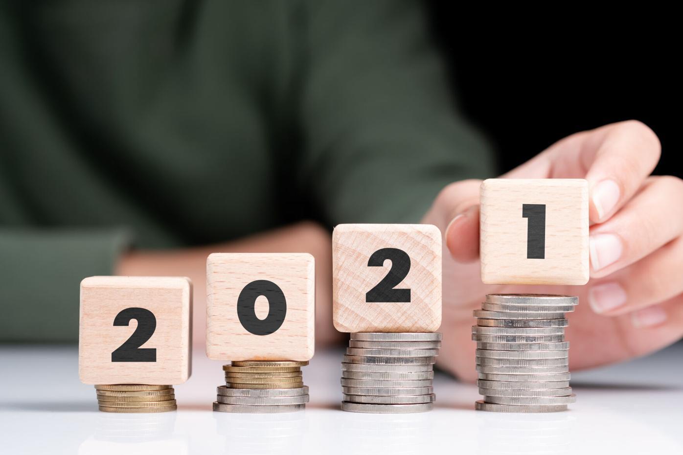 2021 Finance Goal Setting