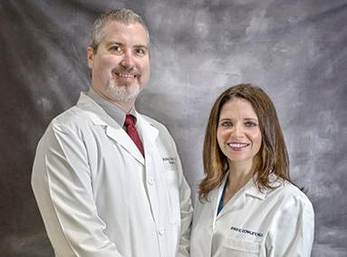 Couple joins Russell Medical team