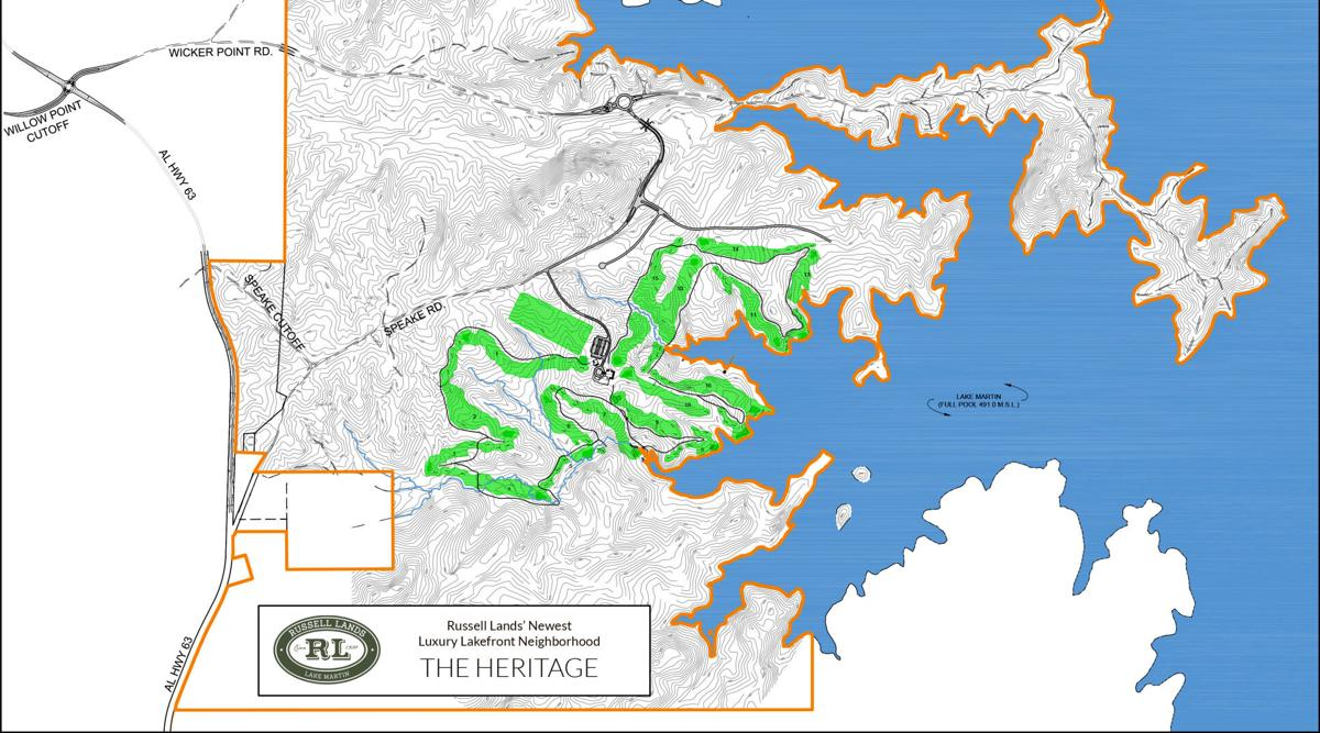 The Heritage Course