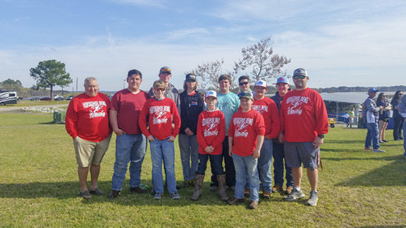 HSB anglers join the ranks