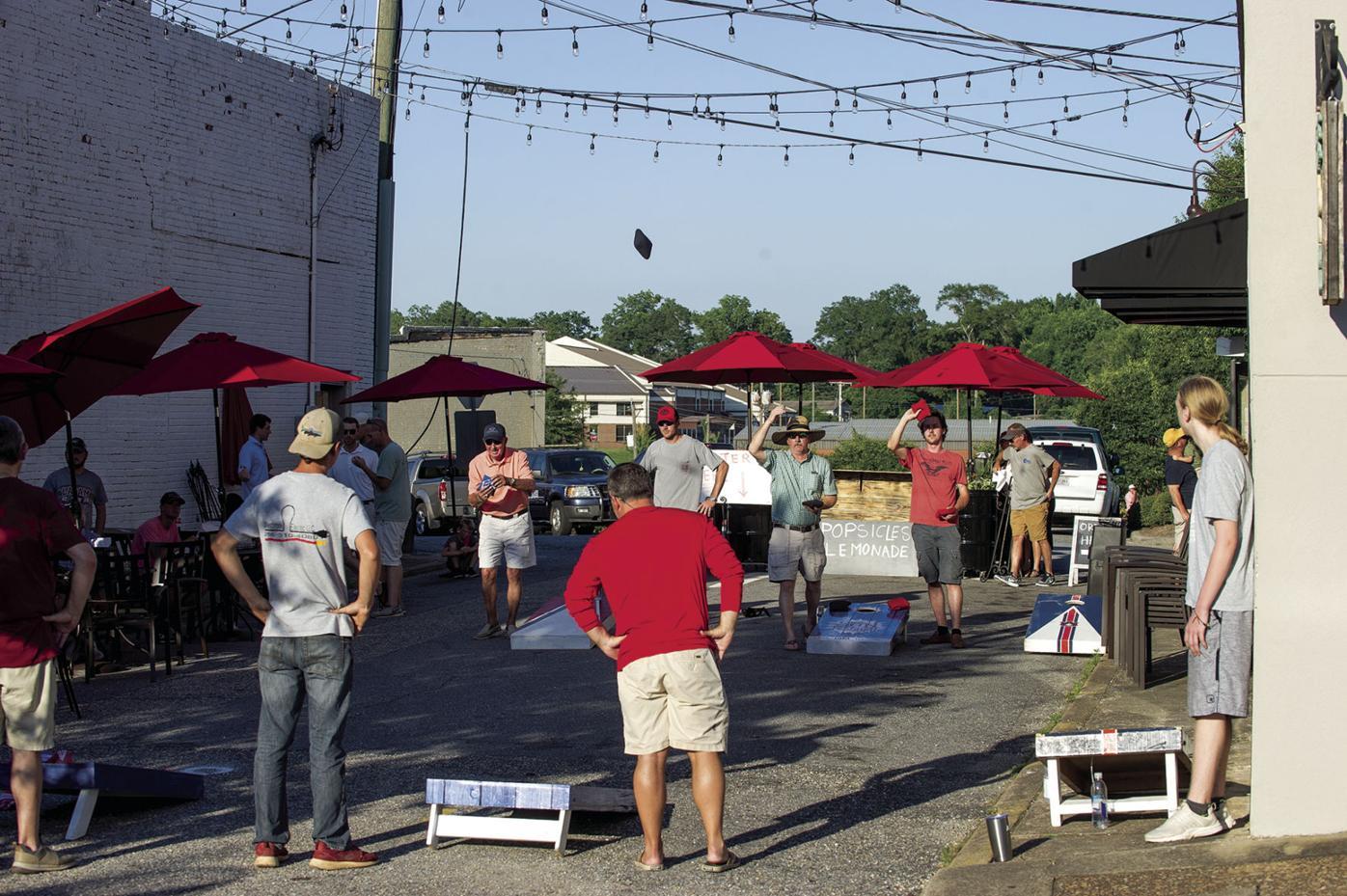 Sun Festival Corn Hole Tournament