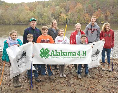 4-H cleanup